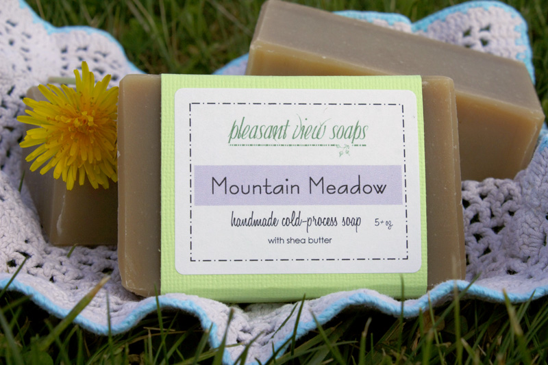 Mountain Meadow Pleasant View Soaps