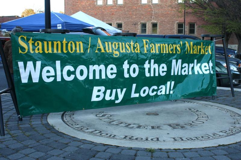 Farmer's Market ~ Opening Day 2012