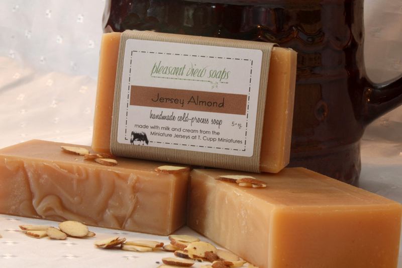 Jersey Almond Pleasant View Soaps