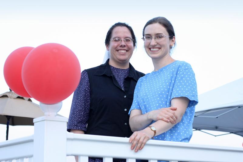 Sarah and Sarah