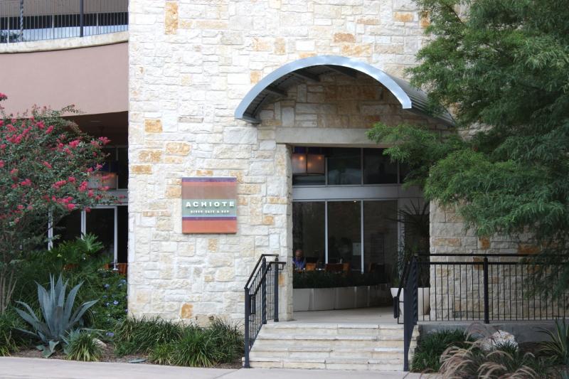 Achiote Restaurant ~ Riverwalk, San Antonio, TX