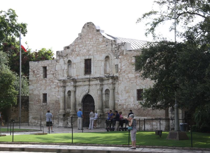 The Alamo ~ San Antonio, TX