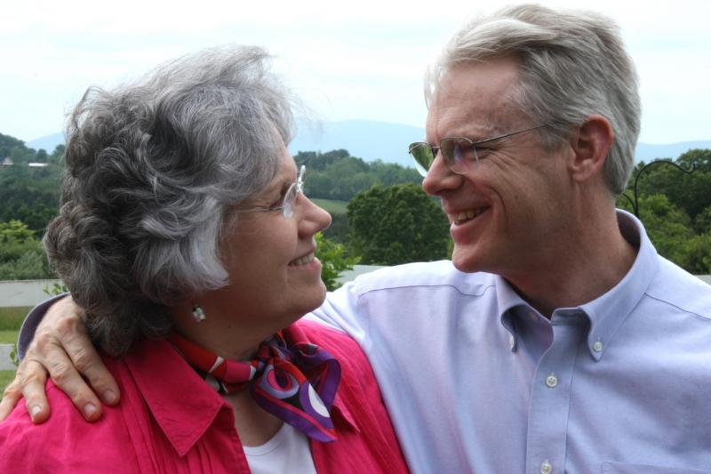 Tom & Deb ~ 2012