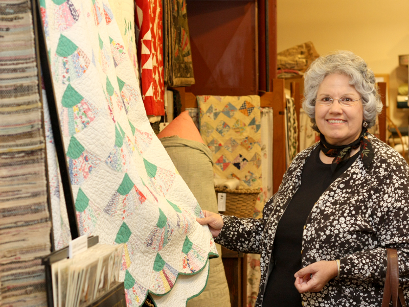 quilts at Appalachian Piecework