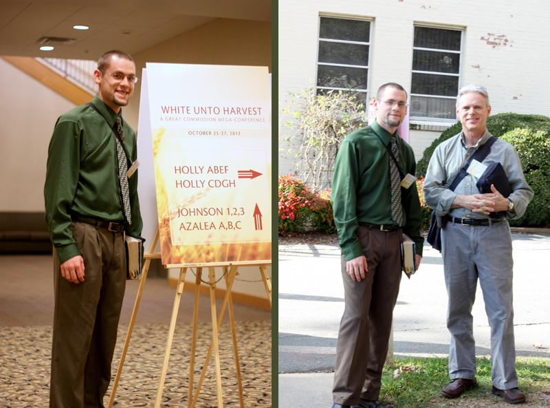 White Unto Harvest - Ridgecrest conference center