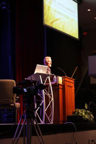 White Unto Harvest - Scott Brown keynote