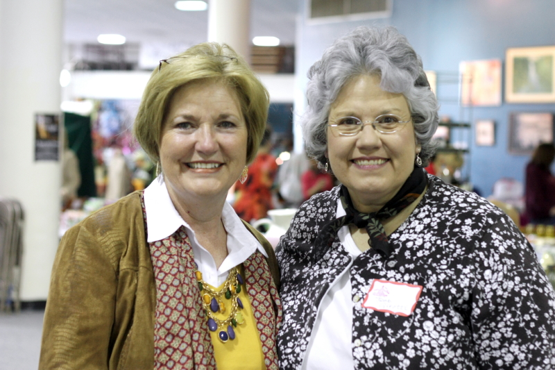 Carolyn & Deb