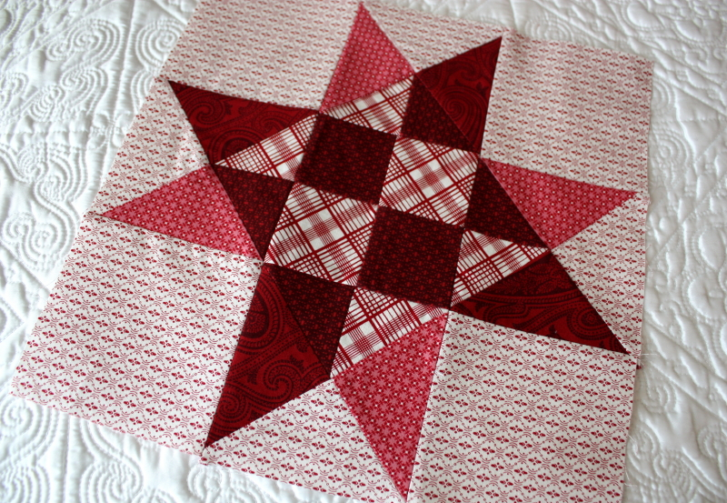Block of the Month ~ DONE ahead of time!!!
