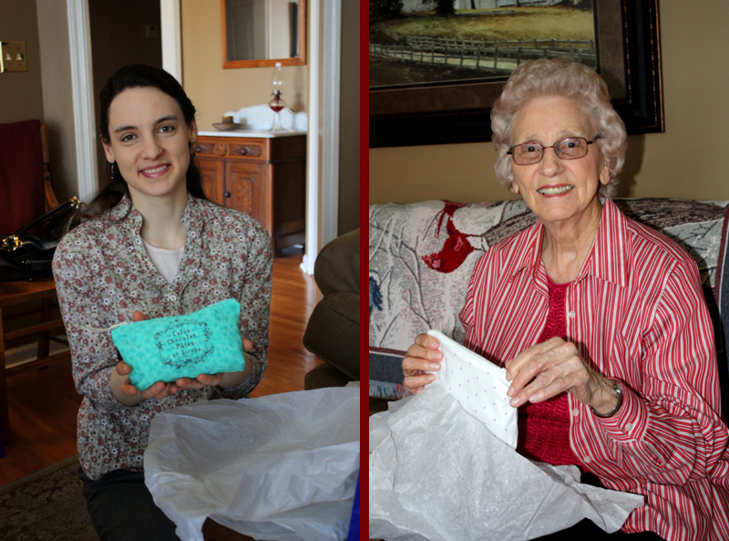 Granny and Hannah