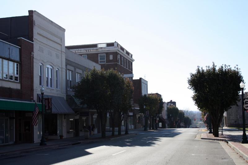 Main Street ~ South Boston, VA