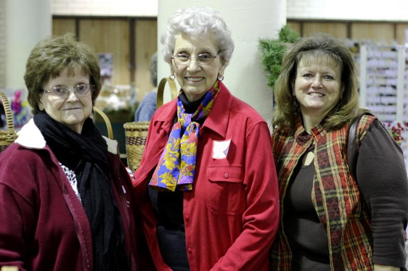 Doris, Granny, & Susan