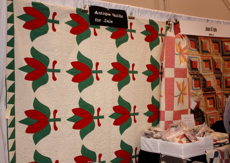 Antique Quilts ~ love!