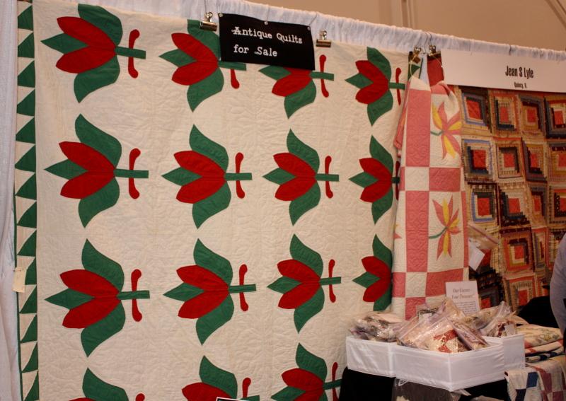 Antique Quilts ~ love!