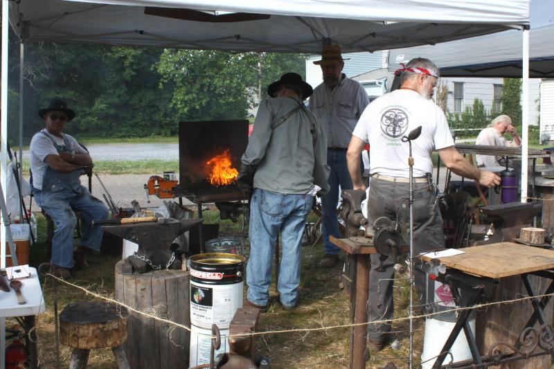 Blacksmiths convene