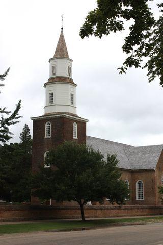 Bruton Parish Church ~ July 2, 2013