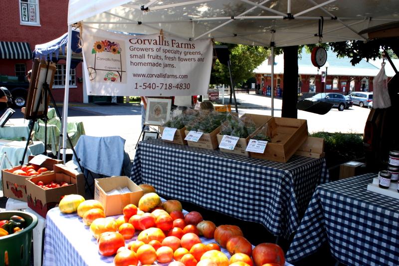 Culpeper's Farmers' Market