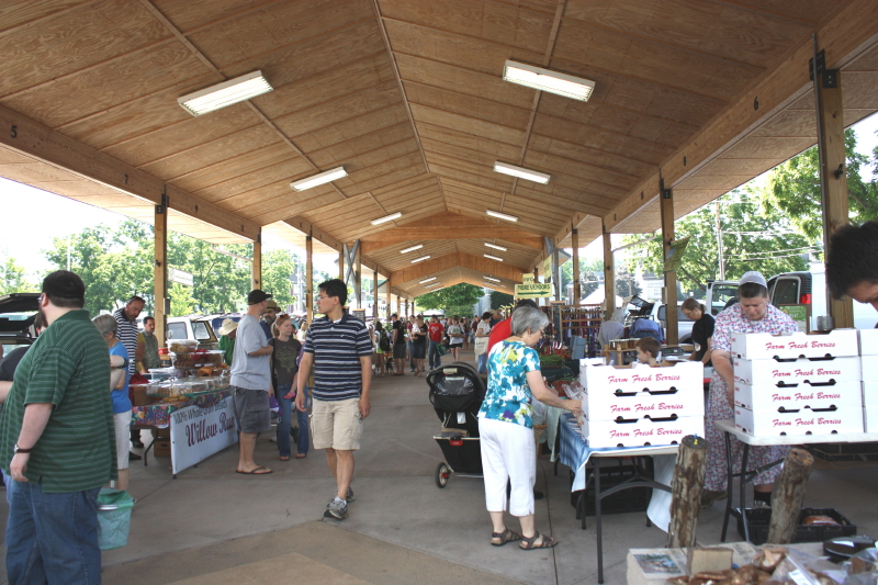 Harrisonburg Farmers' Market