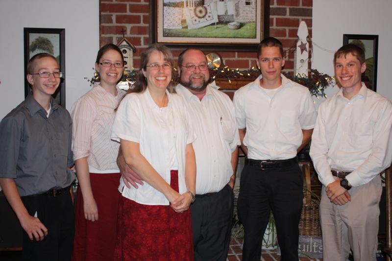 Decker family