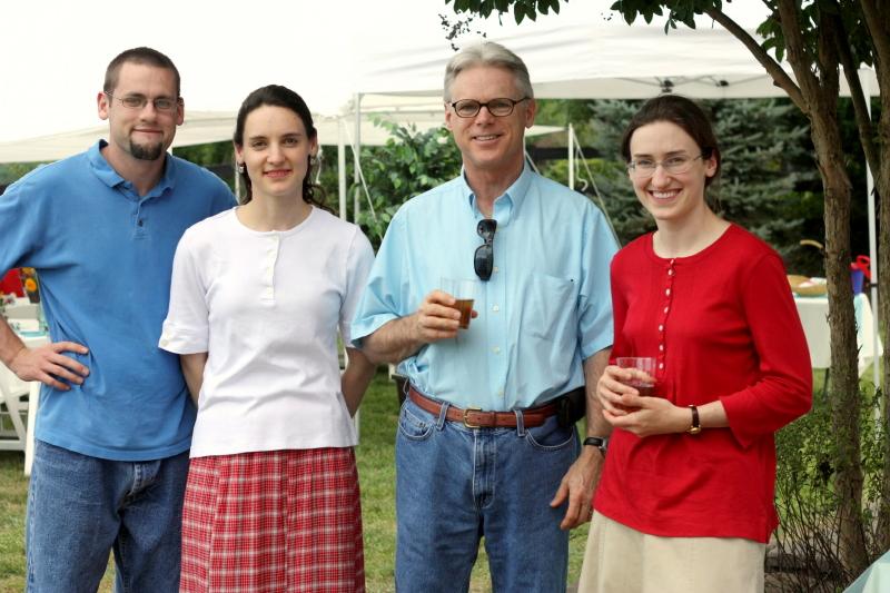 Jonathan, Hannah, Tom, & Sarah