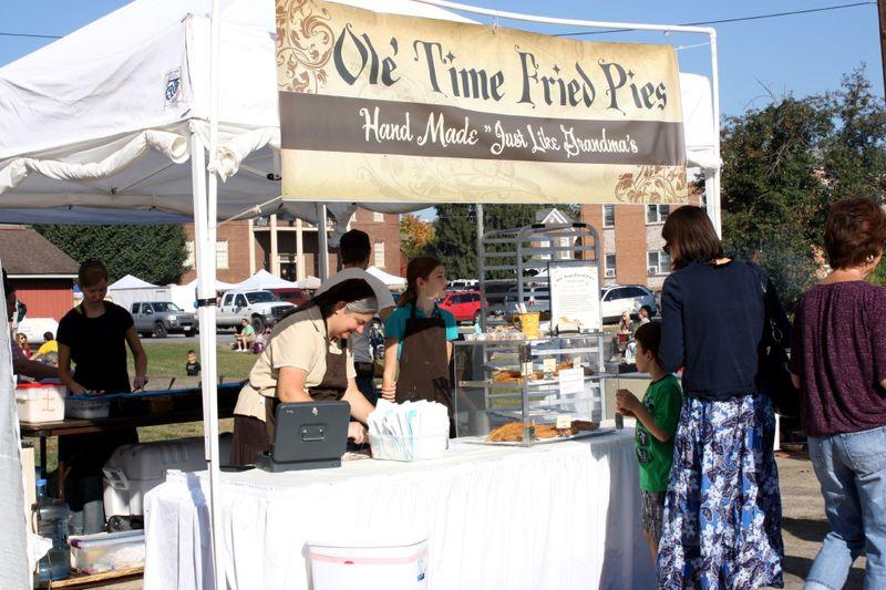 fried pies ~ yummy!