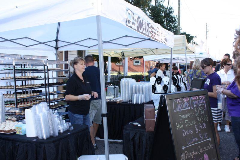cupcake vendor