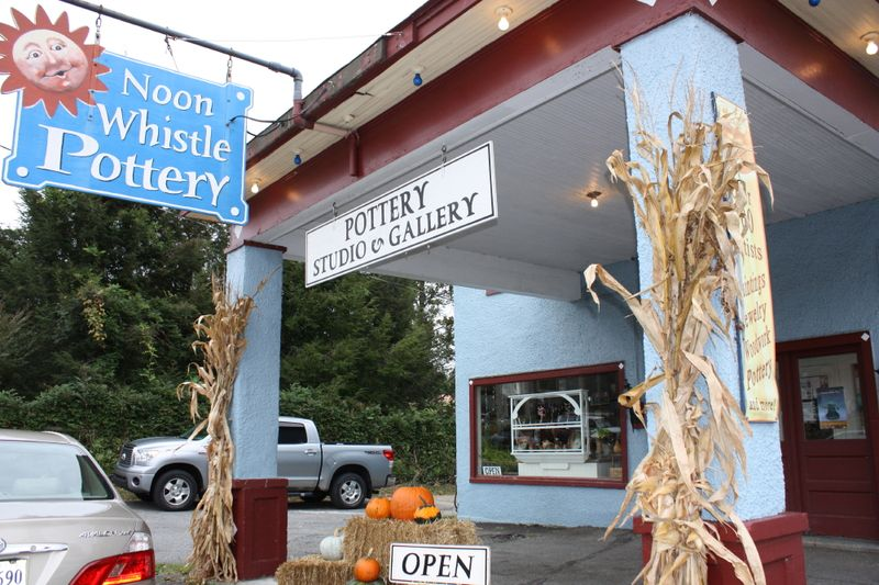 Noon Whistle Pottery ~ Stanardsville, VA