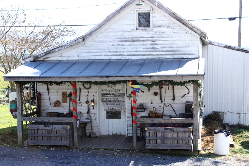 Shoppes of Mauzy General Store