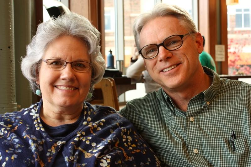 Deb and Tom