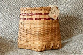 Trash Basket ~ Granny's Etsy Shop