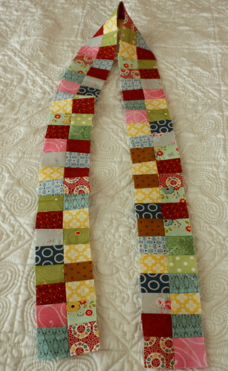 Row 1 ~ squares