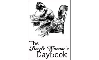 The Simple Woman's Daybook for April