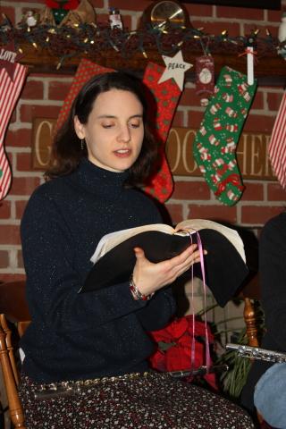 Hannah ~ Christmas 2013