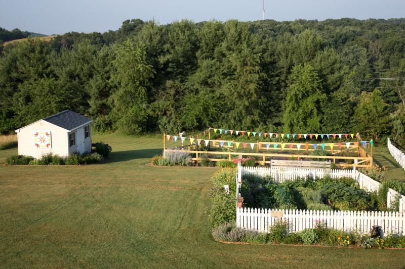 Garden Pennants