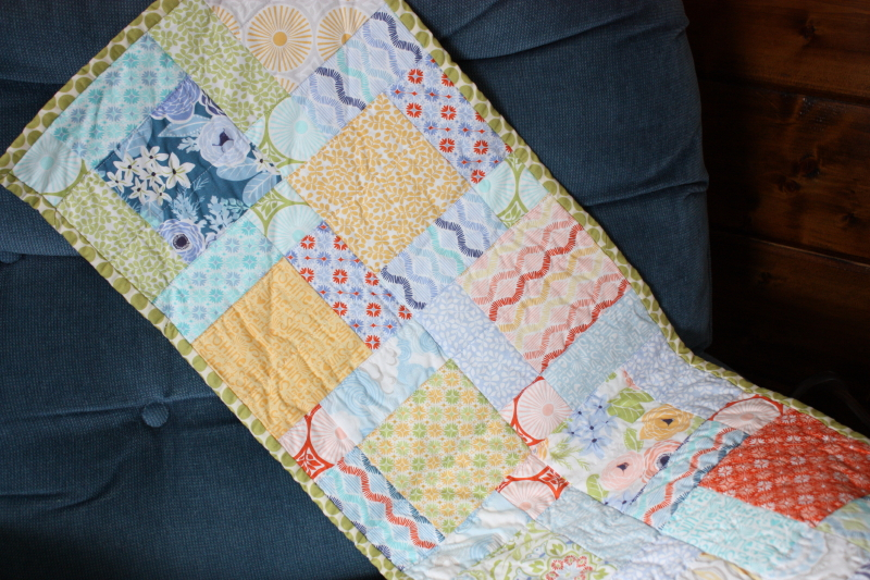 Sunnyside table runner