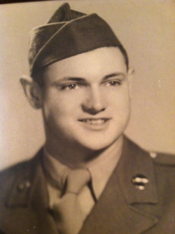 Grampa joined the Army out of high school