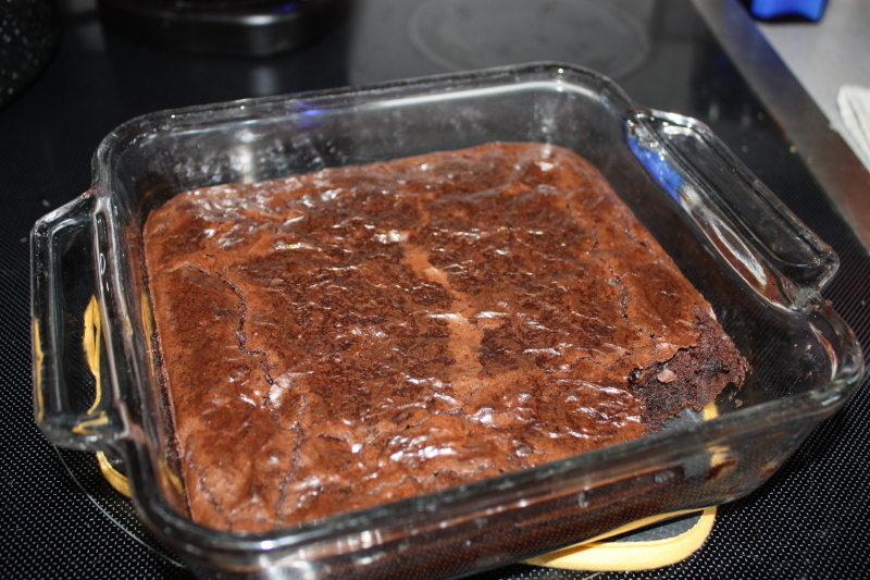 Brownies! My absolute favorite dessert!