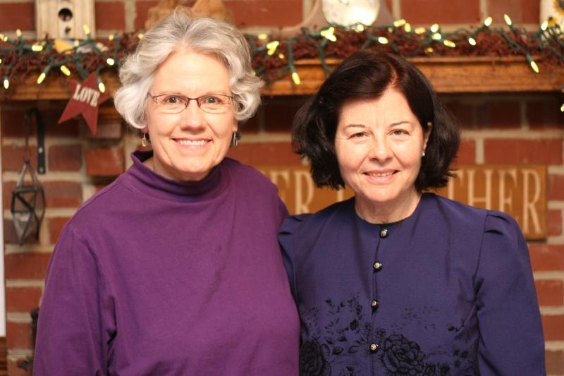 Deb and Carol