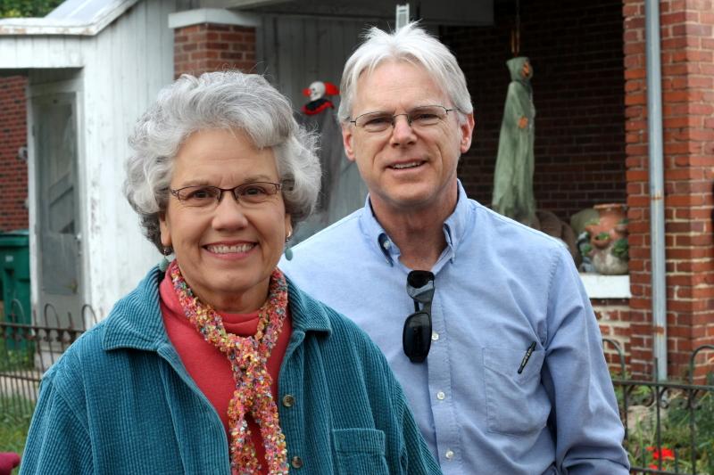 Tom and Deb