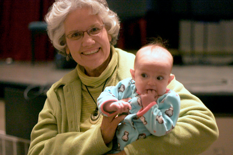 Deb holding Berea