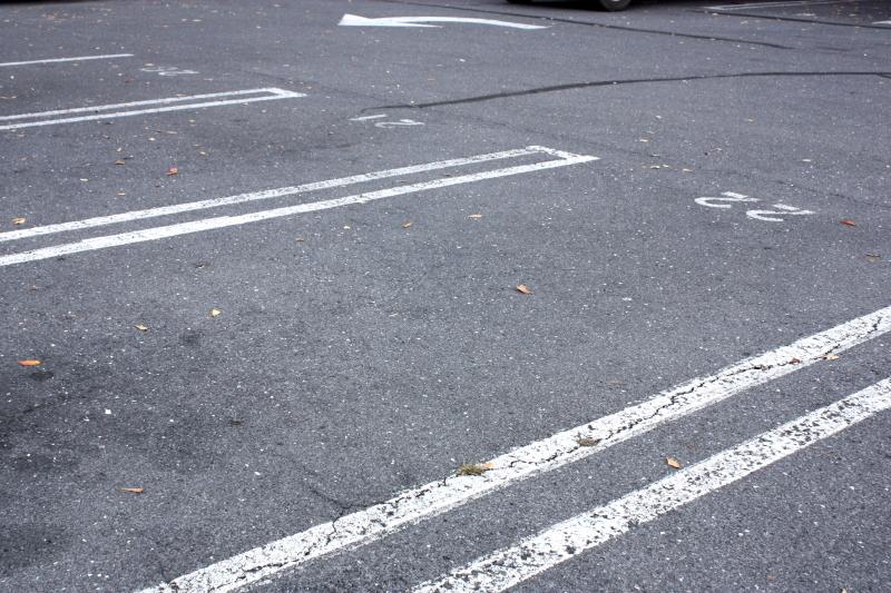 Parking Spot 22 = Market Sales!