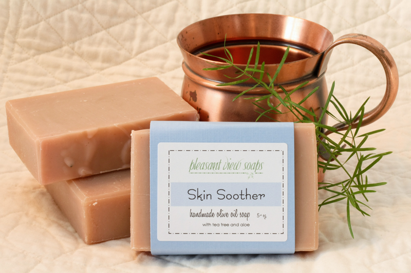 Skin Soother Pleasant View Soaps title=