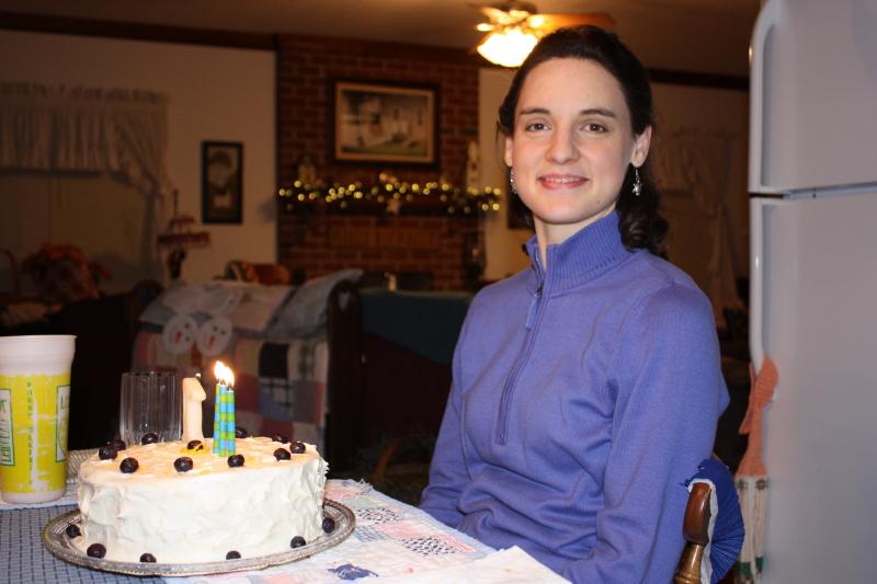 Hannah's 31st birthday
