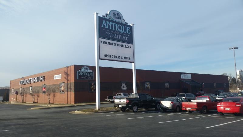 Antique Marketplace, Greensboro, NC