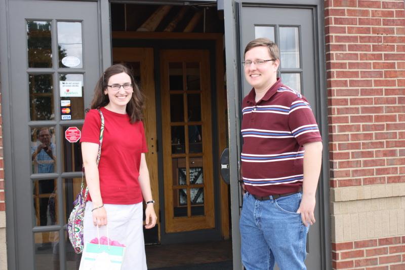 Sarah and Eric ~ June 2015