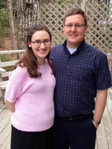 Eric and Sarah +1