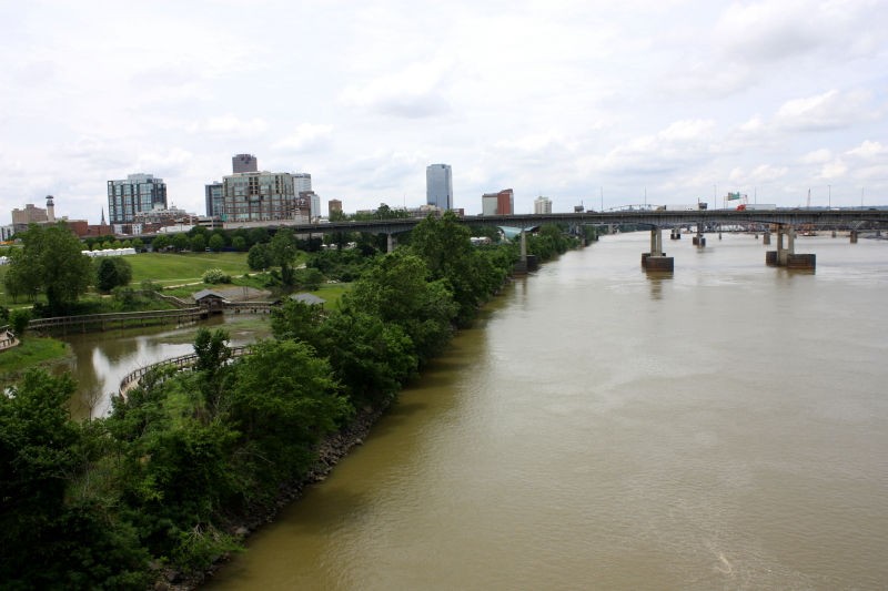 Little Rock ~ Arkansas River