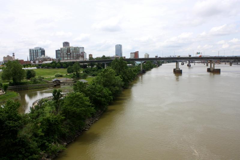 Little Rock ~ Arkansas River