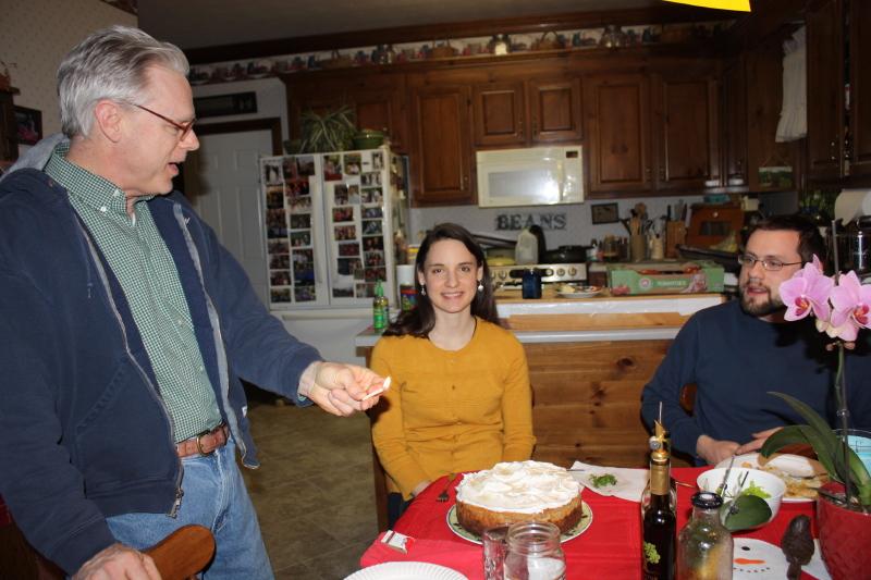Hannah's 33rd birthday celebration