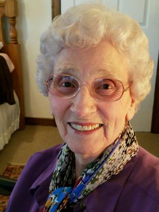 Granny ~ March, 2017
