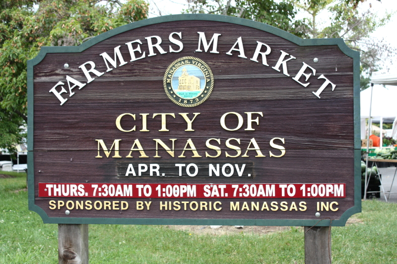 Farmers' Market ~ First Stop of the Day